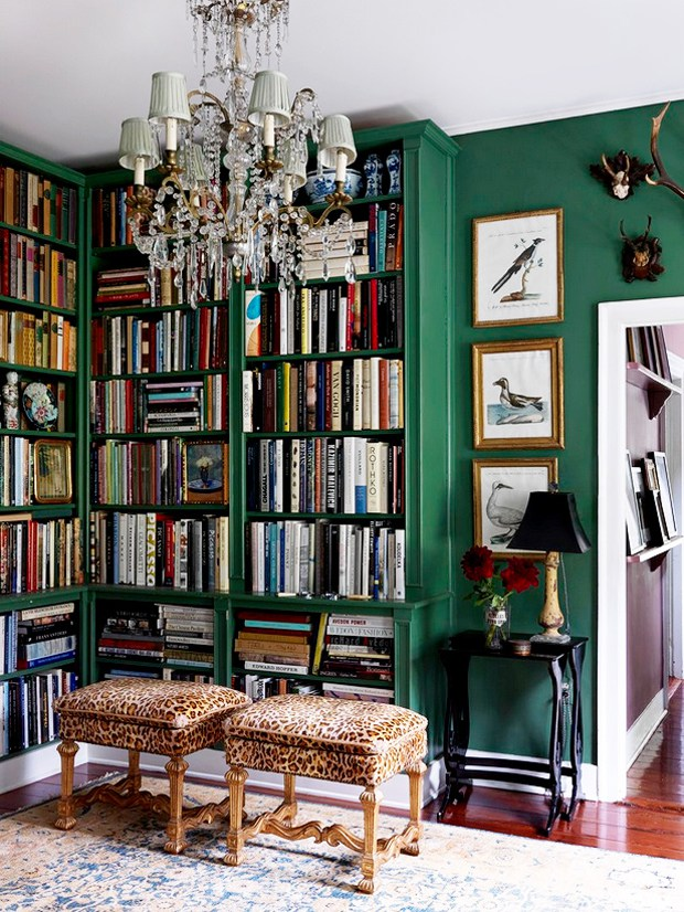 Green-Library