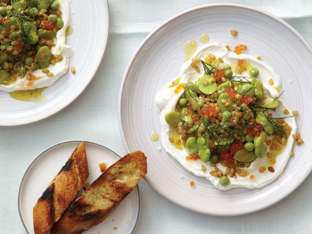 Vegetables_BerrySalad-Fava-Beans-Trout_2000x1500