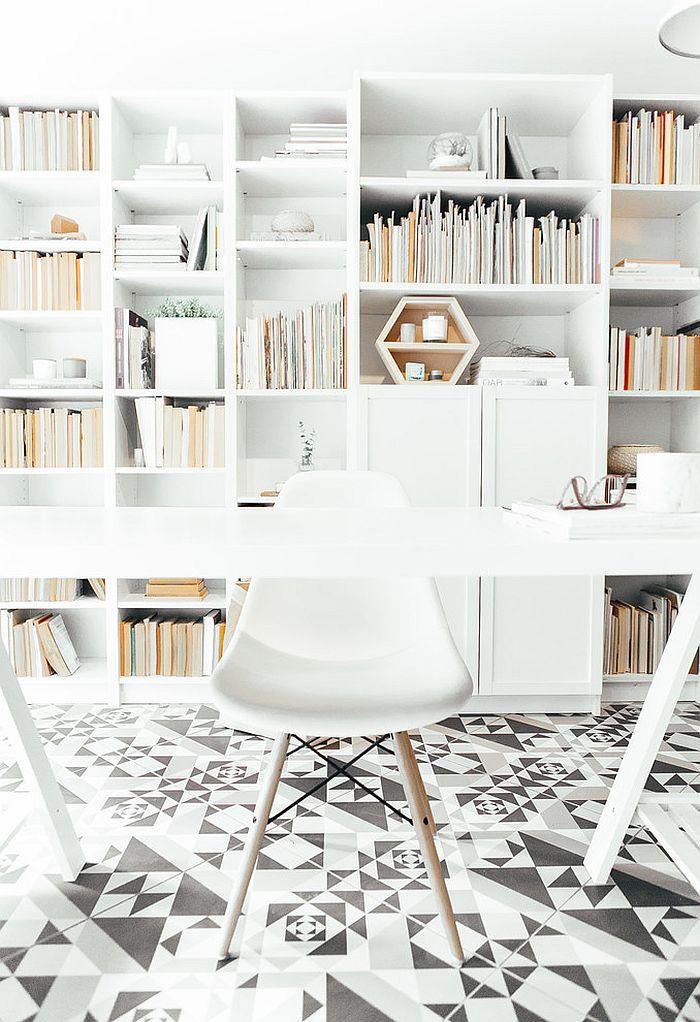 Floor-tiles-bring-geometric-pattern-to-the-home-office.jpg